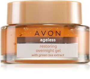 Avon True Ageless Restoring Overnight Gel 50ml