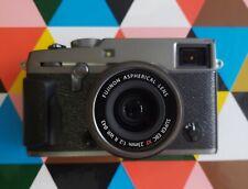 Fujifilm fuji x-pro 2
