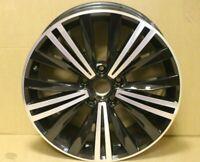 """1 Original OEM VW Tiguan MK2 18 """" Patagonia Black Diamond Alu Felgen Felge"""