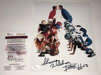 SHAWNA WALDRON Signed 8x10 LITTLE GIANTS Photo ICEBOX Autograph JSA COA