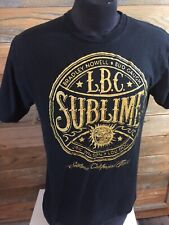 "Sublime Lbc ""Southern California's Finest"" T-shirt men's Large"
