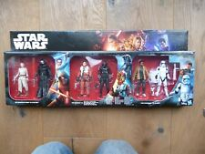 Star Wars: The Force Awakens Battle Figure 6-Pack New