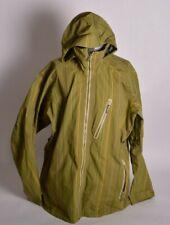 NWT MENS BURTON AK 3L CONTINUUM JACKET $560 XL YD Stripe Olive goretex snow