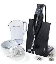 Bamix – Swissline Black 200 W Robot de Cuisine Mixeur Plongeant