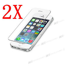 2X iphone SE 9H Full Coverage Tempered Glass Film CURVED 3D Protection For Apple