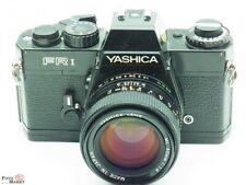 Yashica Fri SLR Camera Yashinon ML 1: 1,4/50 MM Lens Mirror Reflex 35mm Film