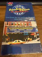 Rocky Allen On Broadway Vhs New Night Ranger Wang Chung Jon Bon Jovi Rare Video