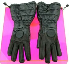 UGG PERFORMANCE GLOVES SMART PHONE FRIENDLY BLACK COLOR WOMENS L/XL