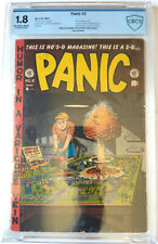 Jerry Garcia personal collection - Panic #2 1.8 grade - EC Comics 1954