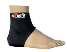 Ezeefitsports Ankle Booties schwarz ultrathin versch. Größen