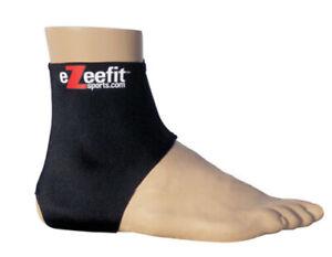 Ezeefitsports Ankle Booties schwarz 3mm versch. Größen