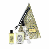 Diptyque Christmas Gift Set Do Son & Tubereuse - Candle, Perfume, Shower Oil