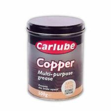 Carlube XCG500 Multi-Purpose Copper Grease - 500g