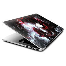 """Skin Decals Wrap for MacBook Pro Retina 13"""" - Universe Red White"""