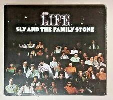 Sly And The Family Stone (2007 Legacy Digipak CD Remastered Numbered 03153) Life