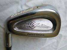 Cleveland Golf Tour Action TA3 7 irons Steel shaft Golf Pride grip Left H