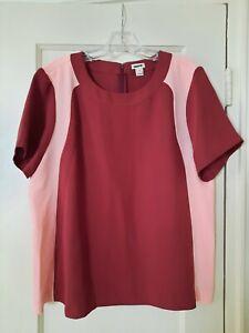 J Crew WOMENS blouse Size 14
