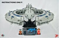LEGO Star Wars UCS Lucrehulk Battleship / Droid Control Ship INSTRUCTIONS ONLY