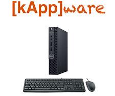 Dell Optiplex 3070 Micro i7-9700T bis 4,3GHz 8GB RAM 128GB