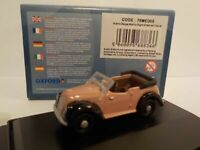 Model Car, Morris Eight - Pinkish, 1/76 New