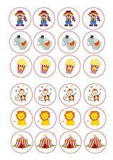 24 Circo Payaso Mono ND2 Glaseado Comestible Decoración de tortas Decoración