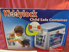 Smart Guard Kiddylock Child Safe Container Chemical Hazzard Medical Lock Box