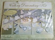 Weddings by Amscan Ultimate Ceiling Decorating Kit 27 Wedding Decorations