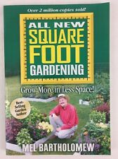 All New Square Foot Gardening Grow More in Less Space Mel Bartholomew 2006 Paper
