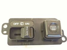98 03 DODGE DURANGO REAR WIPER DEFROSTER SWITCH OEM 56021347