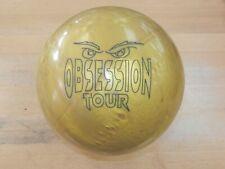 "NIB 15# Hammer Obsession Tour Pearl Bowling Ball - 15.2/3-4"" Pin/2.90oz TW"