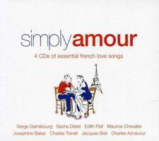 CD de musique variété Love sur album