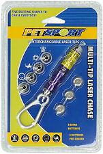 Multi-Tip Laser Chase (5 Figuren)