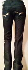 Damen-Jeans im Jeggings -/Stretch-Stil aus Denim Hosengröße W25