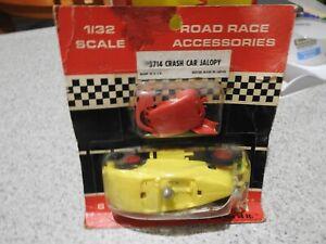 ELDON #3714 CRASH CAR JALOPY NEW IN BOX Rare             s3