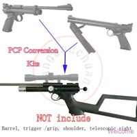 12g CO2 Pump to PCP Conversion KIT HPA for Crosman 1377 2240 1322 2250 2260