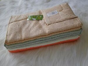 Soft Bamboo  and Cotton Organic Towel