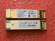 Genuine Force10 10Gb Gp-Xfp-1S Mfgr3 10Gbase-Sr Optic Transceiver 10G-Xfp-Sr