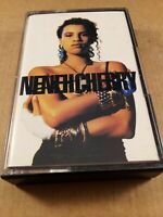 Neneh Cherry : Raw Like Sushi :: Vintage Tape Cassette Album From 1989