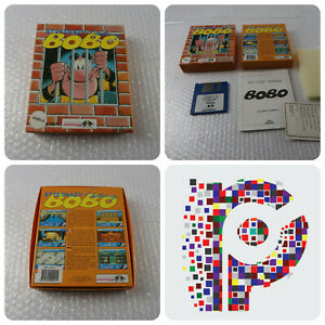 Stir Crazy Featuring Bobo A Infogrames Game for the Amiga tested & working GC