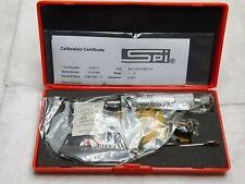 Spi Carbide Face Ball Anvil Micrometer 1 2 Range 12 451 1