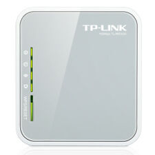TP-LINK TL-MR3020 3G/4G 802.11n/g/b Wireless N Travel Router 150/Mbps
