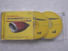 Kosmonova presents  Schubkraft  Vol. 5  2CD  Sampler  Electro  House