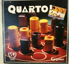 Quarto Board Game Vintage 1991 Directions Included