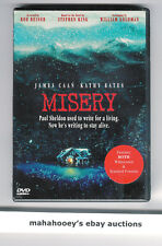 Misery (Stephen King) Kathy Bates U.S. DVD Brand-New/Sealed!