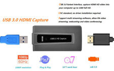 USB3.0 HDMI Video Capturer and Recorder,1080P, UVC, Webcasting,VLC OBS Potplayer