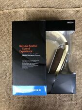 Sennheiser HD 598 Over-Ear Headphones - Brown