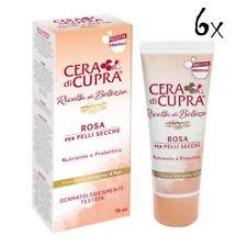 6x nuevo cera di Cupra rosa idratante anti arrugas Age días crema antienvejecimiento 75 ml