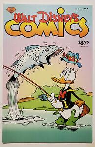 Walt Disney's Comics #637 (2003, Gemstone) NM- Don Rosa Carl Barks