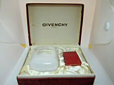 Givenchy L'Interdit 90 g savon soap & 3 ml mini EDT perfume set 19Dec72-T