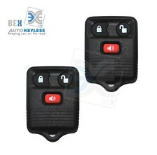 NEW 2 X Replacement Keyless Entry Remote for 2004-2010 Ford F550 Super Duty